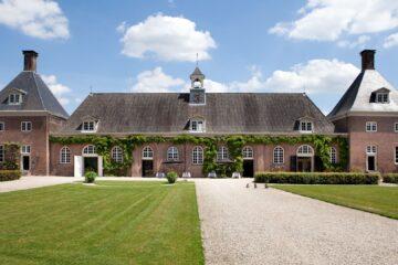 Koetshuis en stallen Buitenplaats Amerongen