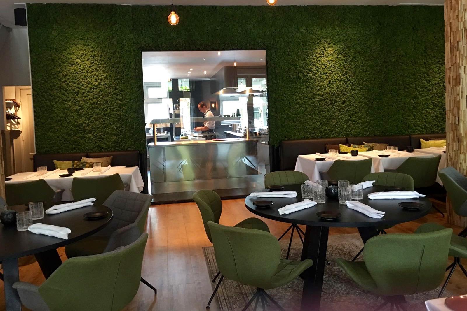 Nicky quarz en mich le van der linden openen quarz in muiderberg - Eigentijds restaurant ...