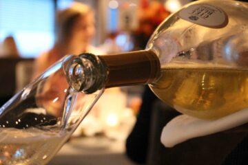 Ciel Bleu Amsterdam Champagne