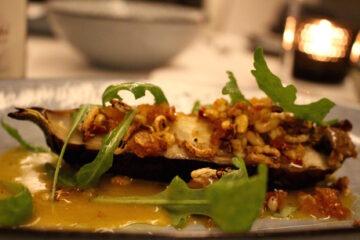 Restaurant Swych NH Collection Doelen Amsterdam