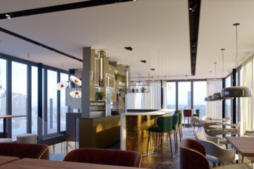NH Collection Eindhoven Centre VANE Skybar