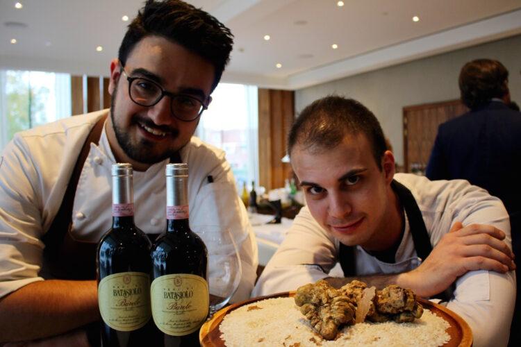 Roberto's Restaurant Hilton Amsterdam