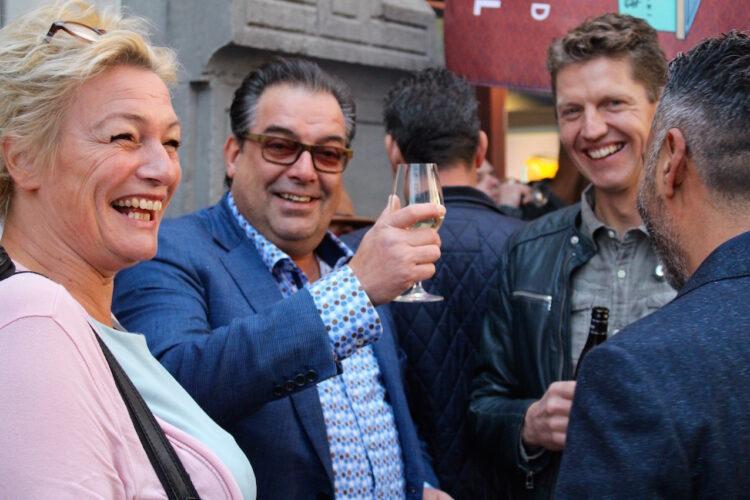 Francois Geurds FG Okonomiyaki Bar Rotterdam