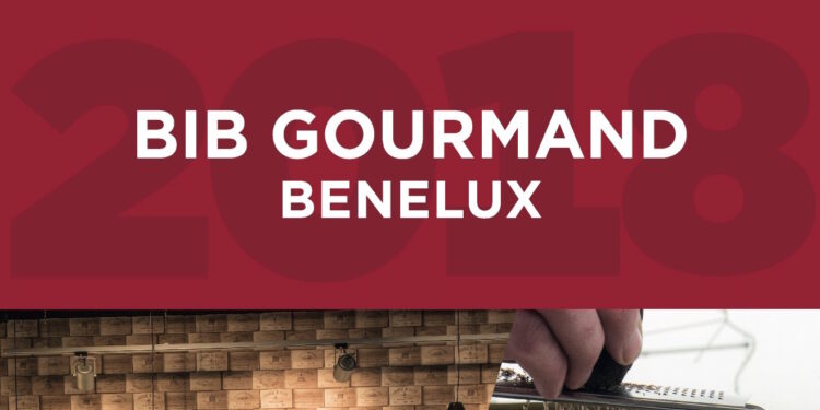 Michelin Bib Gourmand 2018