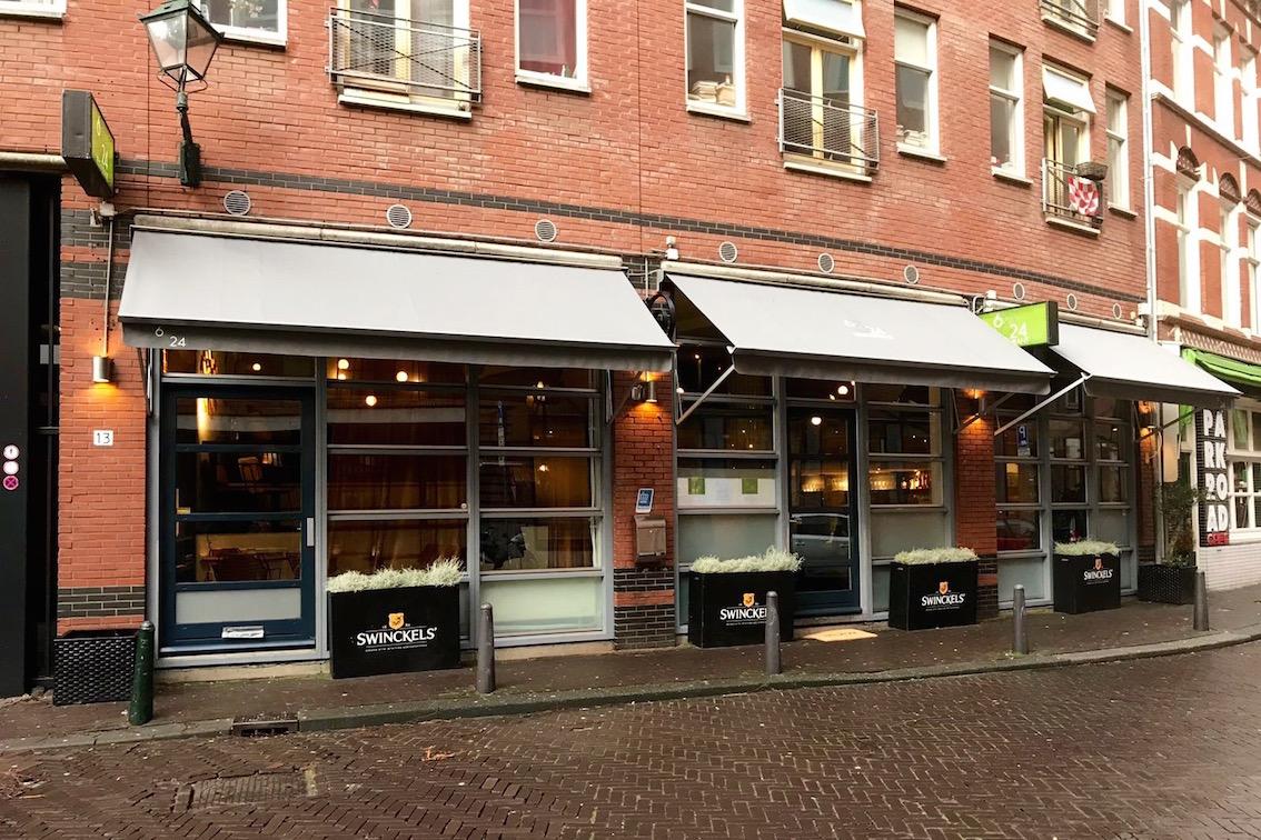 Restaurant 6 24 in den haag van voormalig de librije duo open for Den haag restaurant