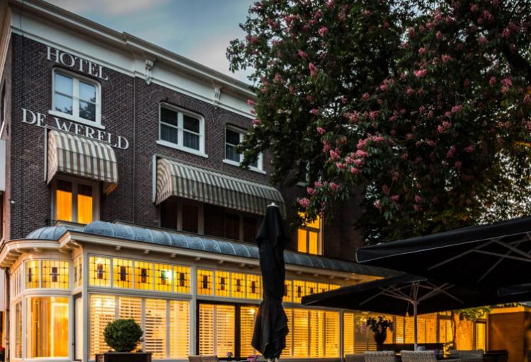 Hotel de Wereld Wageningen