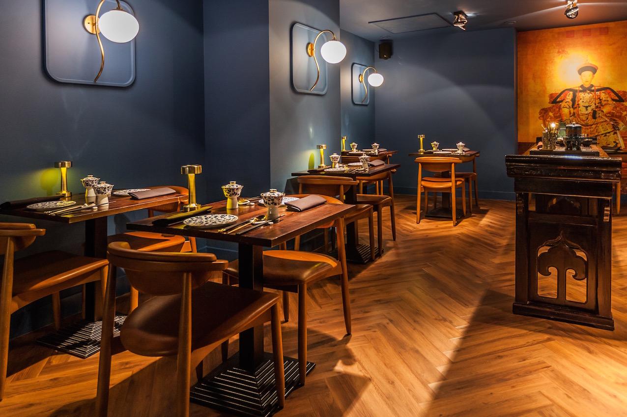 Restaurant zheng in den haag vorstelijk dineren bij for Den haag restaurant