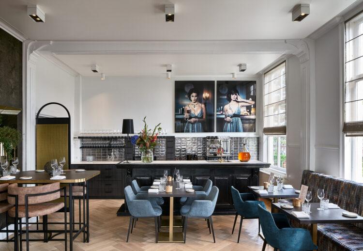 Interieur Restaurant Perceel Capelle aan den IJssel