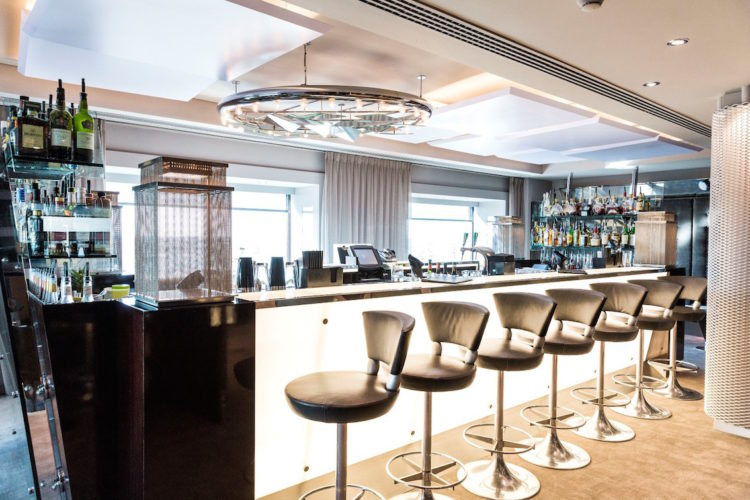 Hotel Okura Amsterdam Twenty Third Bar