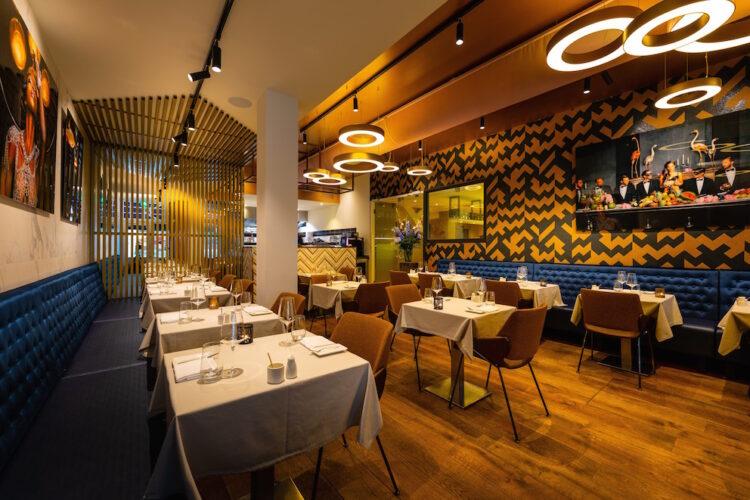 Restaurant Senses Amsterdam