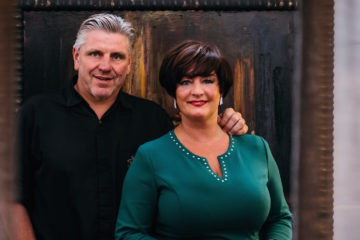 Jonnie en Therese Boer De Librije