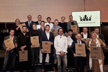 Winnaars Proefschrift Restaurants