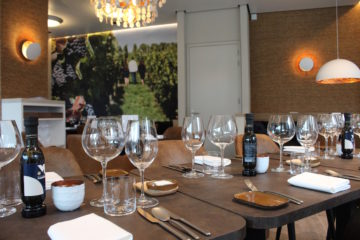 Interieur Restaurant Marrees Weert