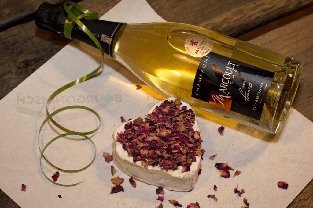 Bourgondisch Lifestyle kaas en wijn